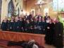 Chór ARSIS w naszej parafii podczas Mszy św. w II święto Bożego Narodzenia