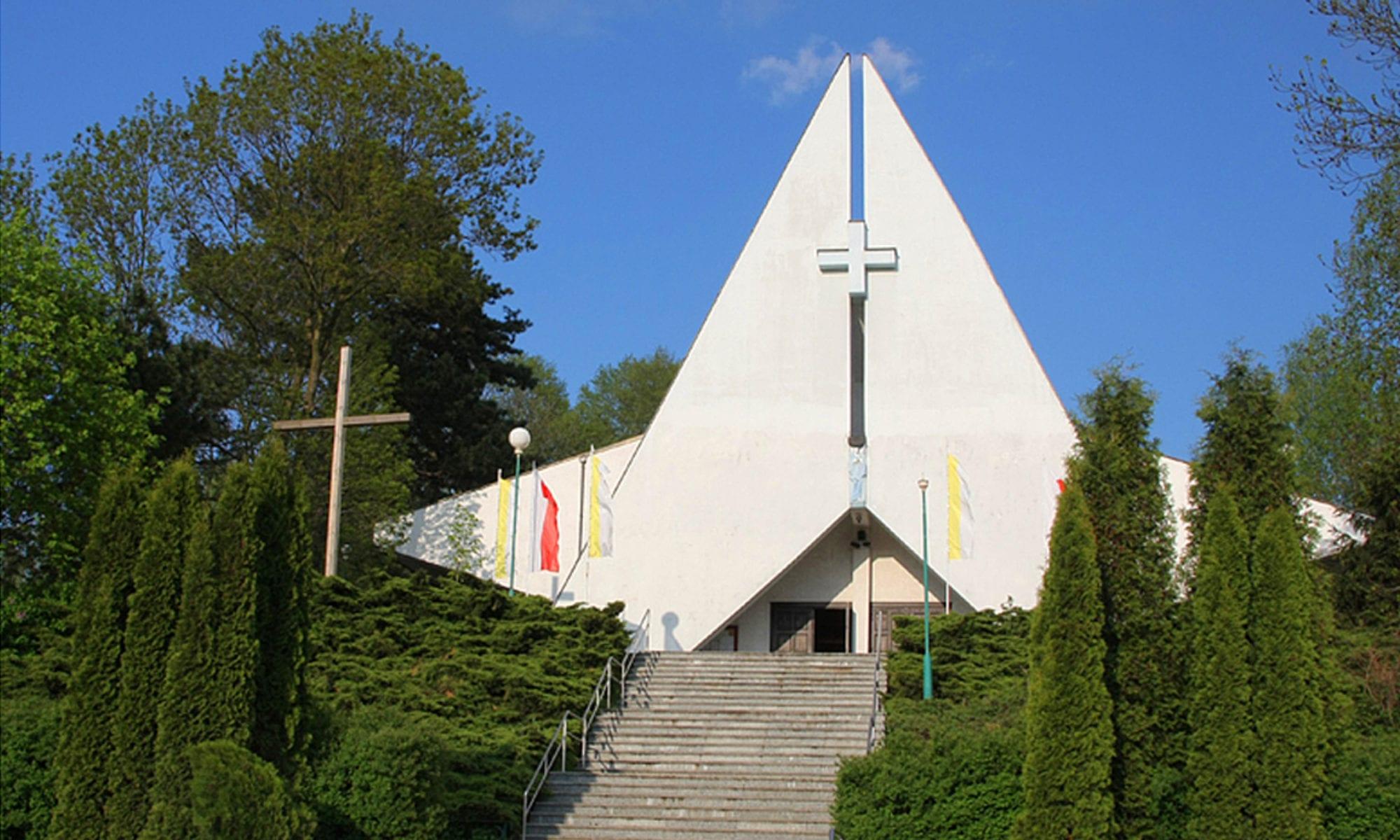 Parafia w Czerwonaku